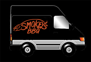 smokeysbbqdelivery truck